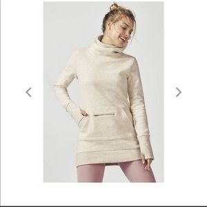 Fabletics Turtleneck Sweatshirt